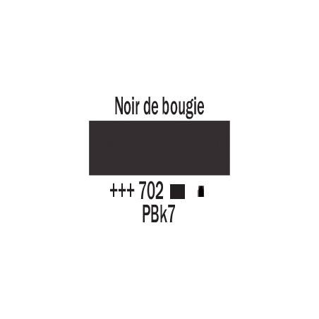 AMSTERDAM ACRYLIQUE 120ML 702 NOIR DE BOUGIE