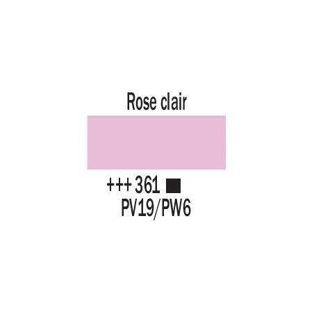 AMSTERDAM ACRYLIQUE 120ML 361 ROSE CLAIR