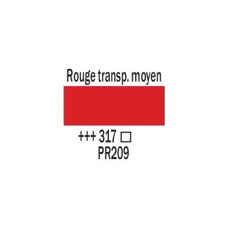AMSTERDAM ACRYLIQUE 120ML 317 RGE TRANS MOY