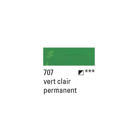 BOESNER ACRYL STUDIO 1L 707 VERT CLAIR PERMANENT