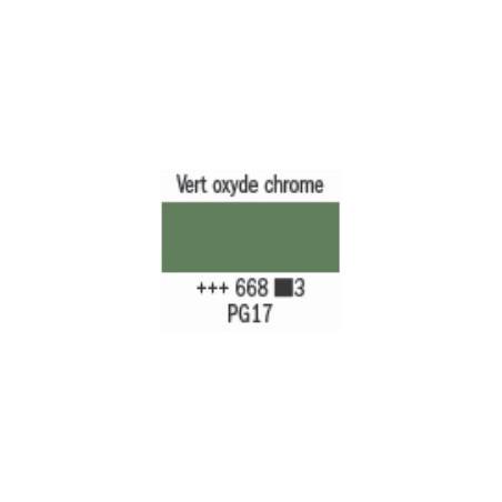 AMSTERDAM ACRYL EXPERT 75ML S3 668 VERT OX CH