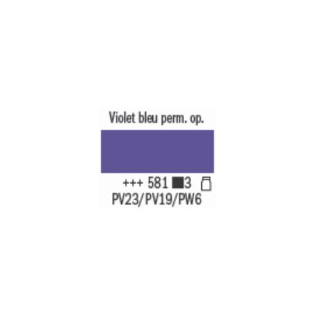 AMSTERDAM ACRYL EXPERT 150ML S3 581 VIOL BL P