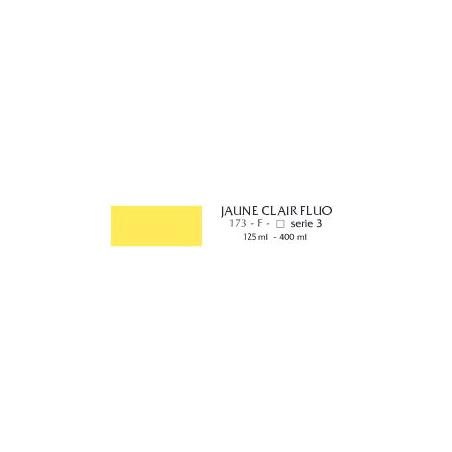 FLASHE VINYLIQUE 125ML 173 FLUO JAUNE CLAIR