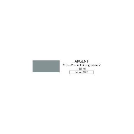 FLASHE VINYLIQUE 125ML 710 ARGENT