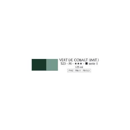 FLASHE VINYLIQUE 125ML 523 VERT COBALT IMIT