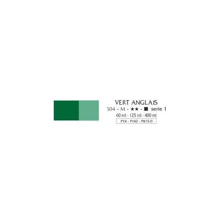 FLASHE VINYLIQUE 125ML 504 VERT ANGLAIS