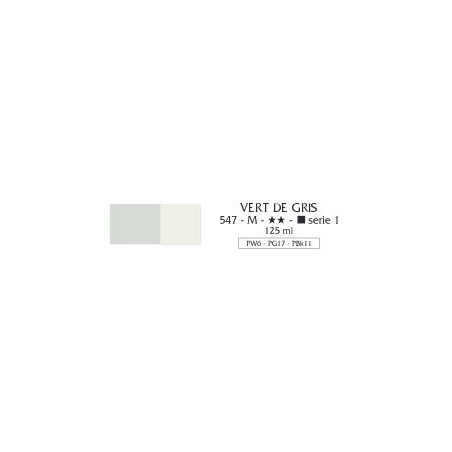 FLASHE VINYLIQUE 125ML 547 VERT DE GRIS