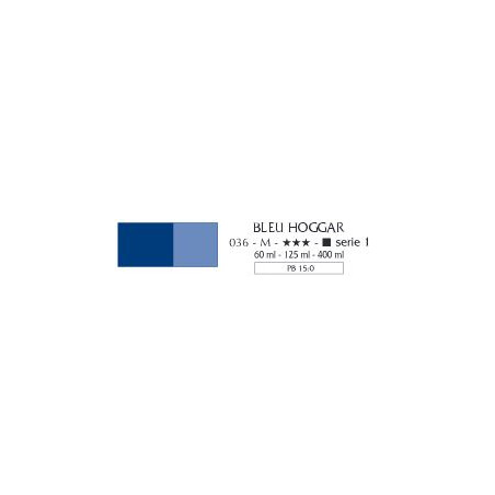 FLASHE VINYLIQUE 125ML 036 BLEU HOGGAR