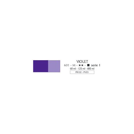 FLASHE VINYLIQUE 125ML 601 VIOLET