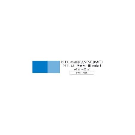 FLASHE VINYLIQUE 400ML S3 041 BLEU DE MANGANESE...SERA SUP...
