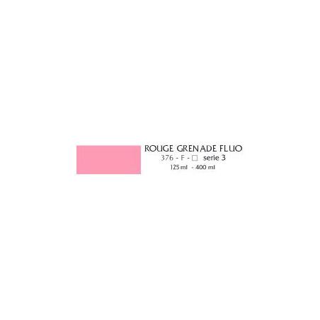 FLASHE VINYLIQUE 400ML S3 376 RGE GRENADE FLUO