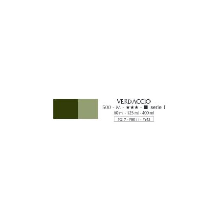 FLASHE VINYLIQUE 400M S4 500 VERDACCIO /A EFFACER----
