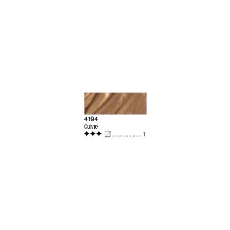 LUKASCRYL PASTOS EXTRA FINE 37ML S1 4194 CUIVRE