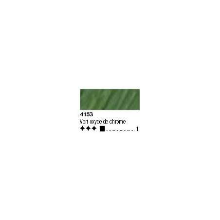 LUKASCRYL PASTOS EXTRA FINE 200ML S1 4153 VERT OXYDE DE CHROME
