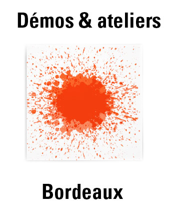 Démos & Ateliers Boesner Bordeaux
