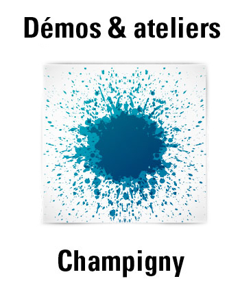 Démos & Ateliers Boesner Champigny