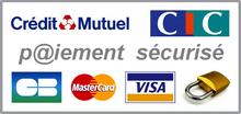 Paiements par carte bancaire