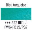 389 - laque bleue