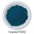 522 - bleu turquoise